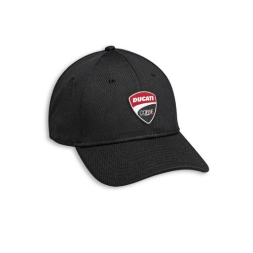 Ducati Corse Total Black Cap 2022