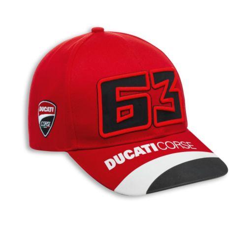Ducati Dual Rider Line-Banaia 63 Cap
