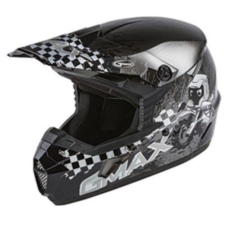GMAX MX46Y Anim8 MX Full Face Youth Helmet