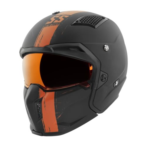 Speed And Strength SS2400 Tough As Nails Helmet