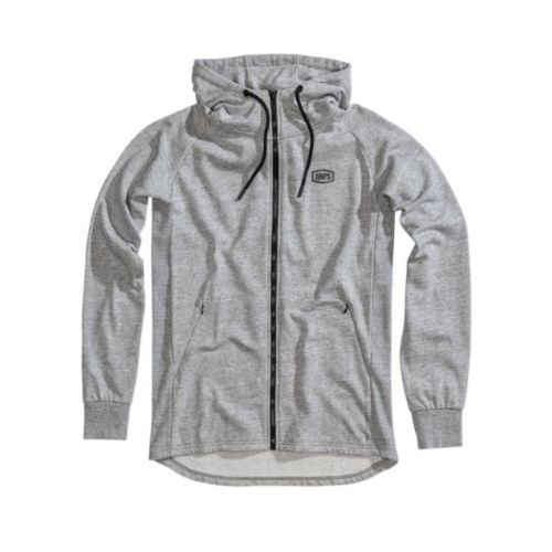 100 Percent Stratosphere Tech Fleece Zip-Up Hoody