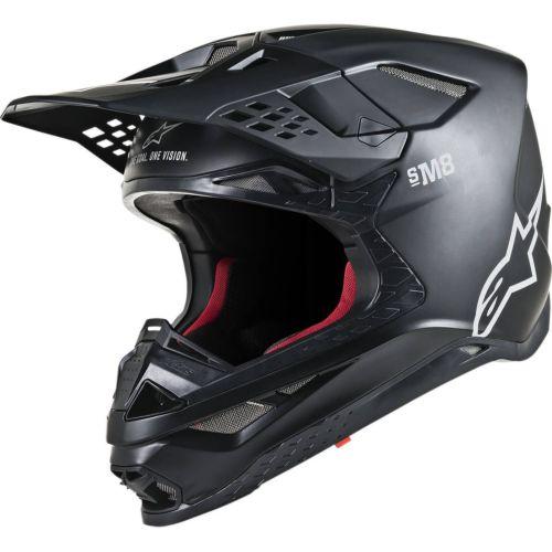 Alpinestars S-M8 Supertech Solid Helmet