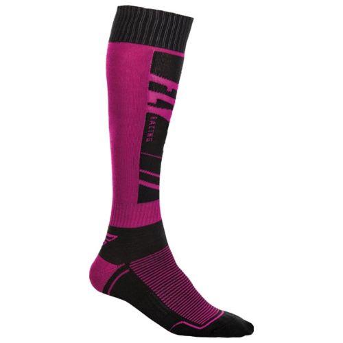 Fly Racing Youth Thin MX Socks