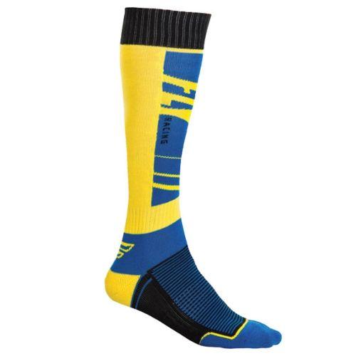 Fly Racing Thin MX Socks