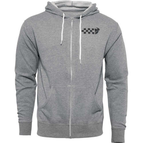 Thor Checkers Zip-Up Hoodie