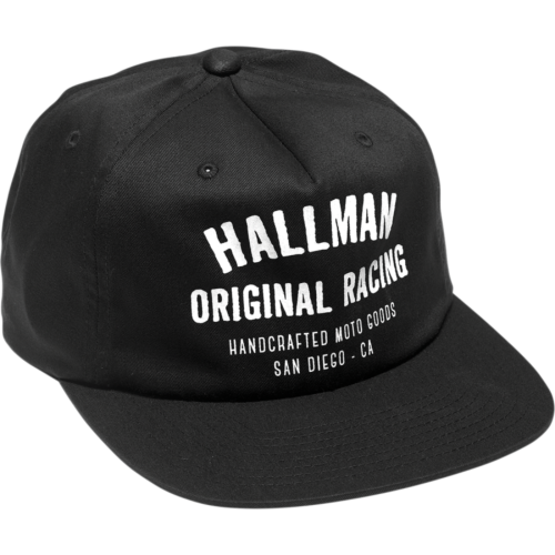 Thor Hallman Tried & True Snapback Hat