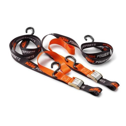 KTM Tie down set