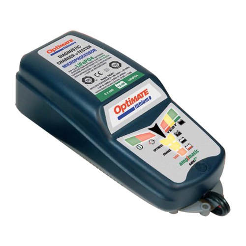 Optimate 5 Amp Lithium Battery Charger
