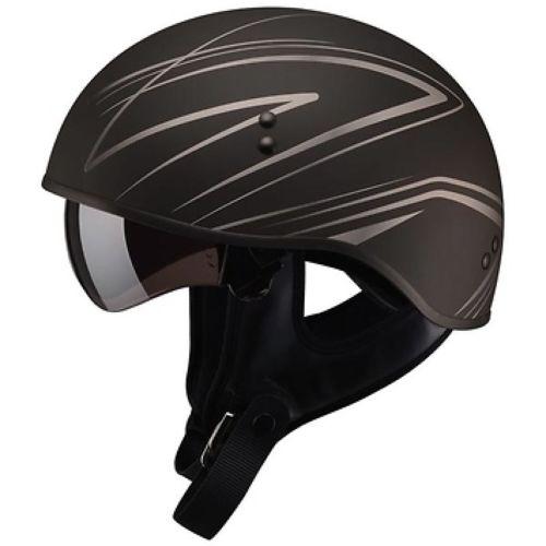 GMAX GM65 Torque Matte Half Helmet