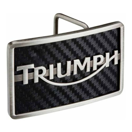 TRIUMPH Logo Belt Buckle