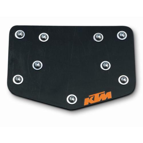KTM License Plate Holder