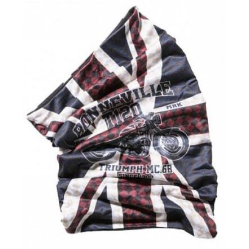 TRIUMPH UNION JACK NECK TUBE
