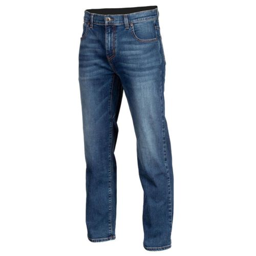 Klim Unlimited Straight Stretch Denim Pants