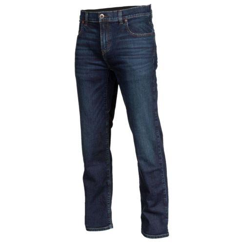 Klim Unlimited Straight Stretch Denim Pants - Short