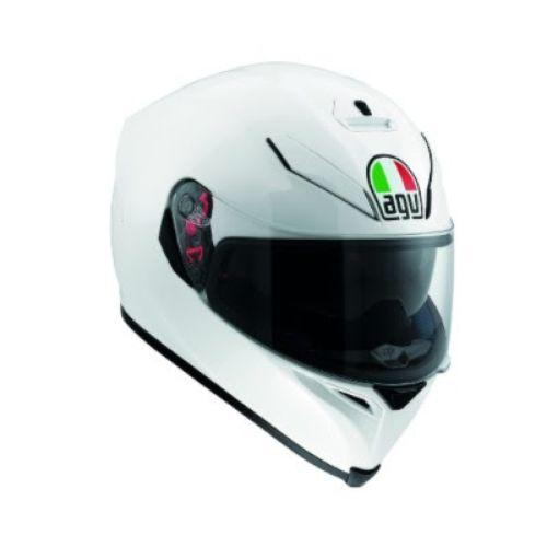 AGV K-5 S Pearl White Helmet