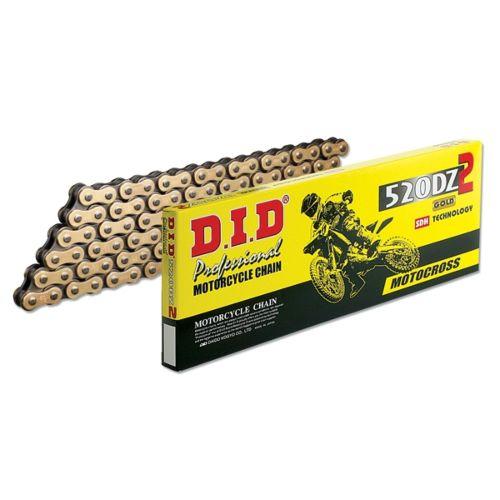 D.I.D Chain - 520DZ2 Off-Road Chain