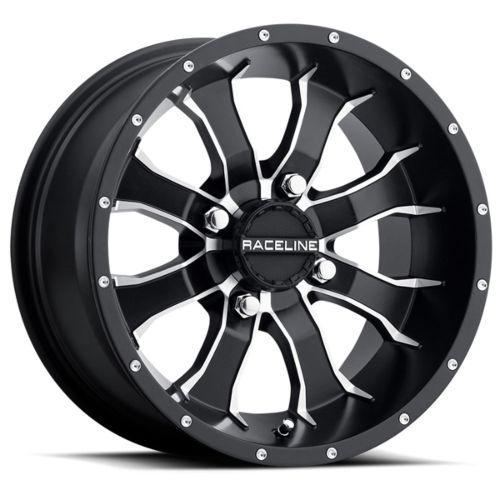 Raceline Wheels Mamba Wheel 15x7 - 4/137 - 5+2