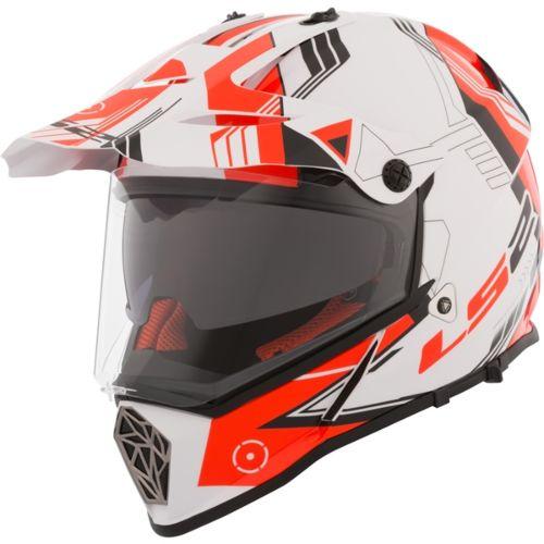 LS2 Pioneer Off-Road Helmet Trigger