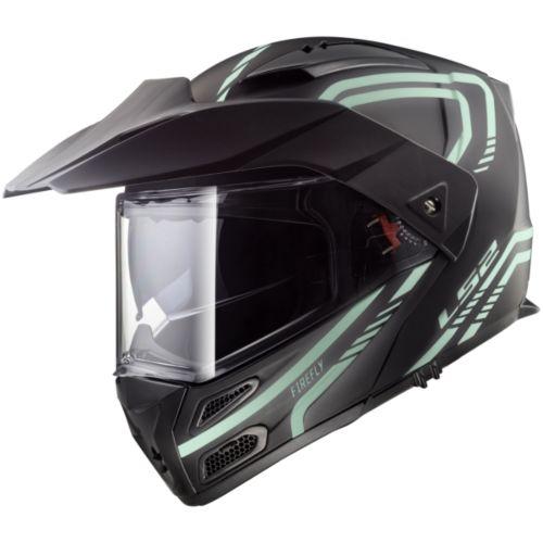 LS2 Metro EVO Modular Helmet Firefly