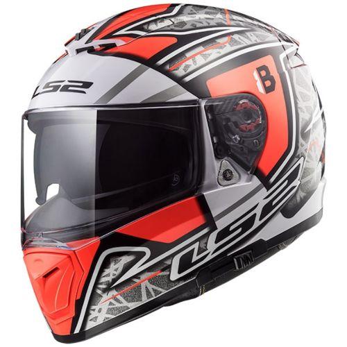 LS2 Breaker Full-Face Helmet Challenge - Summer