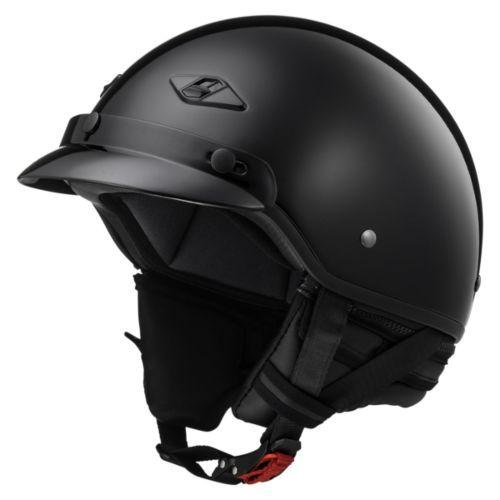 LS2 Bagger Half Helmet Solid