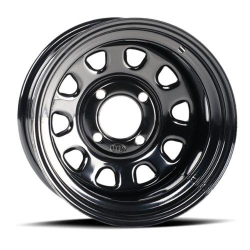 ITP Delta Steel Wheel 14x7 - 4/110 - 2+5