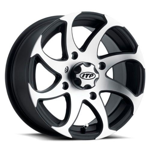 ITP Twister Wheel 14x7 - 4/110 - 5+2