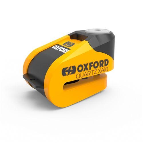 Oxford Products Quartz XA10 Super Strong Alarm Disc Lock