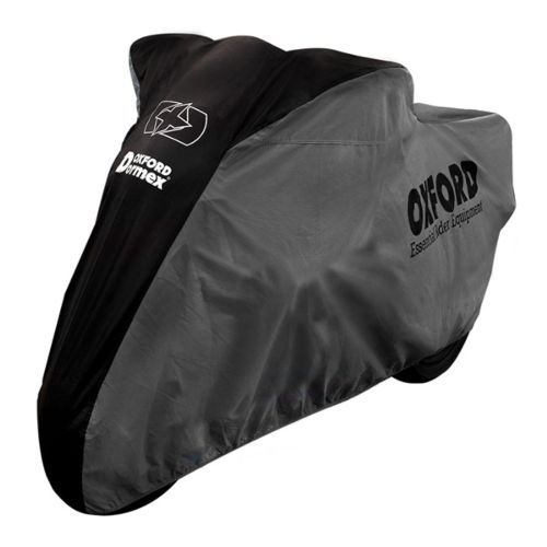 Oxford Products Dormex Breathable Indoor Motorcycle Cover