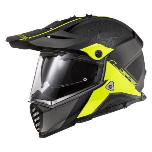 LS2 Blaze Off-Road Helmet Elevation
