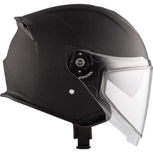 CKX Razor RSV Open Face Helmet Solid
