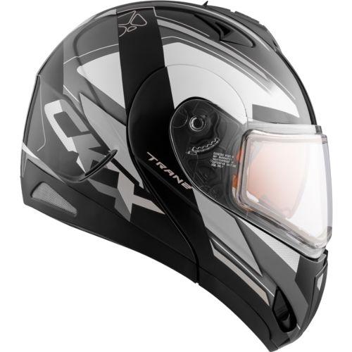 CKX Tranz RSV - Modular Helmet, Winter Offence