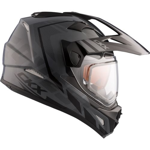 CKX Quest RSV Backcountry Helmet, Winter Moosek - Without Goggle