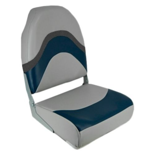 SPRINGFIELD Premium Folding Seat High-back fold-down seat