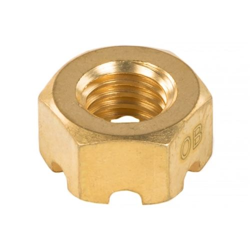 Solas Fixed Pressed in Propeller Nut Fits Johnson/Evinrude