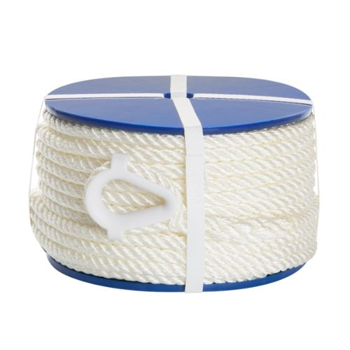 "Kimpex 3-Strand Anchor Line 150' - 1/2"" - Nylon - 3-Strand Twisted"