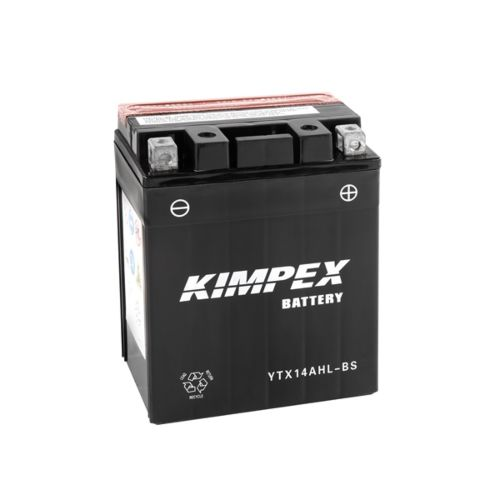 Kimpex Battery Maintenance Free AGM High Performance YTX14AHL-BS