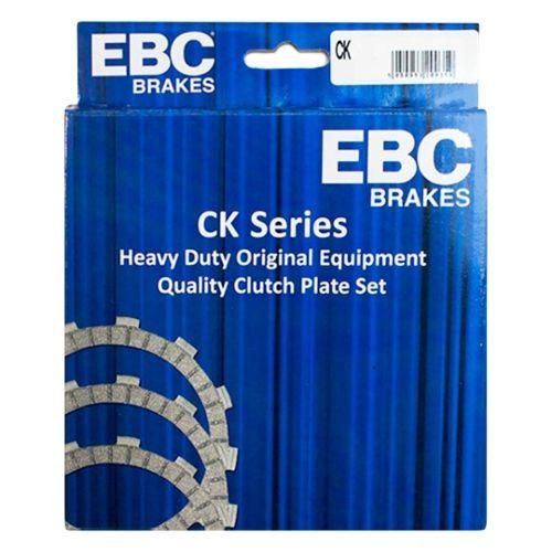 EBC  Clutch Plate Kit - CK Series Fits Honda - Cork, Aluminium