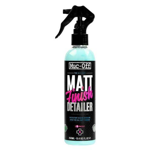 Muc-Off Motorcycle Matt finish Detailer Spray