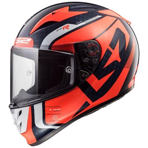 LS2 Arrow C Full-Face Helmet Sting - Summer