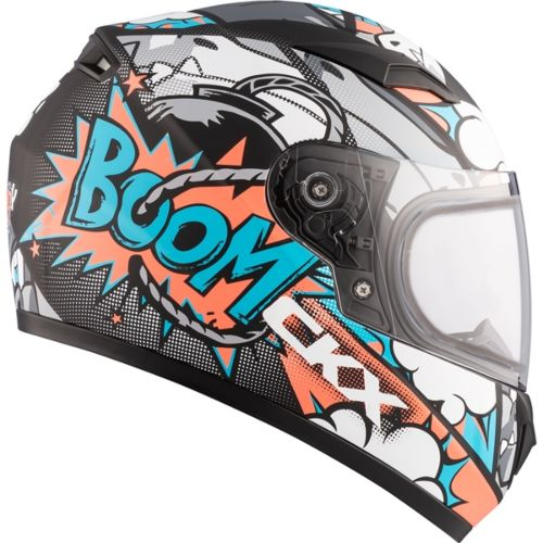 CKX RR519Y Full-Face Helmet, Winter - Youth Vortix - Winter