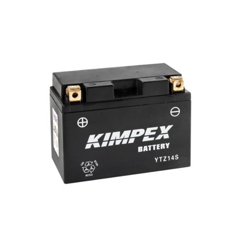 Kimpex Battery Maintenance Free AGM High Performance YZ14S