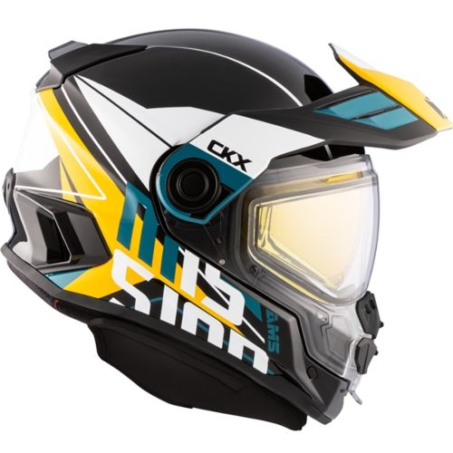 CKX Mission AMS Full Face Helmet Ramble - Winter