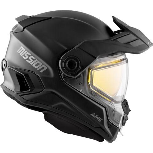 CKX Mission AMS Full Face Helmet Solid - Winter