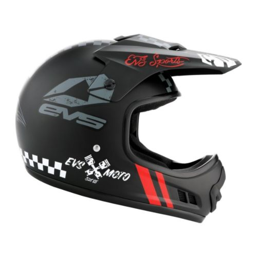 EVS T3 Off-Road Helmet Fury - Without Goggle