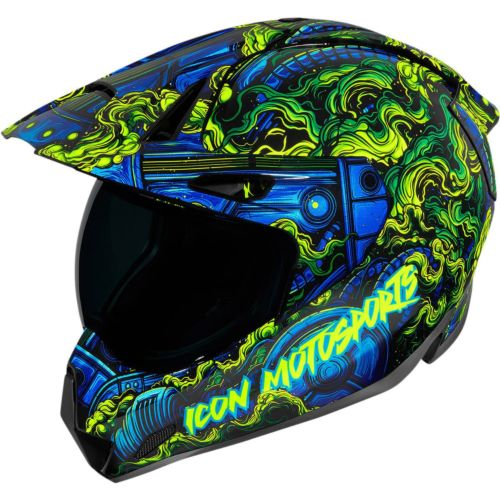 Icon Variant Pro Willy Pete Full Face Helmet