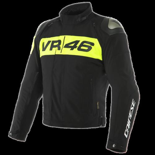 Dainese VR46 Podium D-Dry Jacket