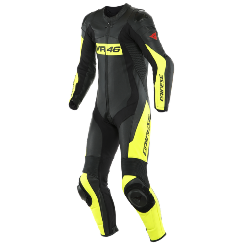 Dainese VR46 Tavullia 1PC Perforated Leather Suit