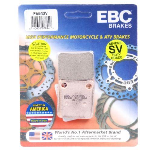 "EBC  ""SV"" Severe Duty Brake Pad Semi Metallic - Front"