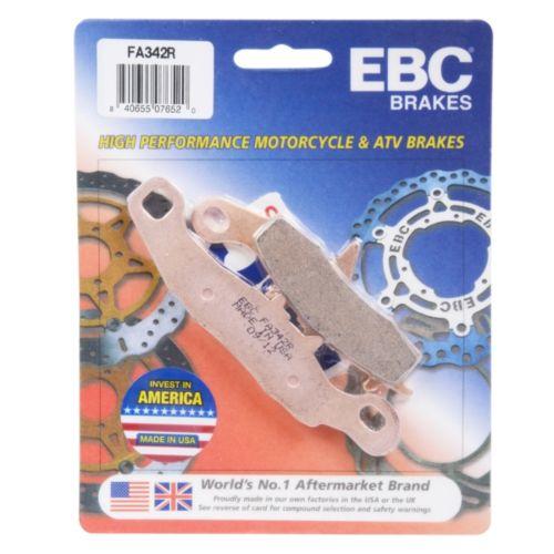 "EBC  ""R"" Long Life Sintered Brake Pad Sintered metal - Front, Left side"